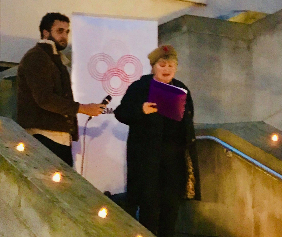 World AIDS Day Vigil (Dec 1 2018)